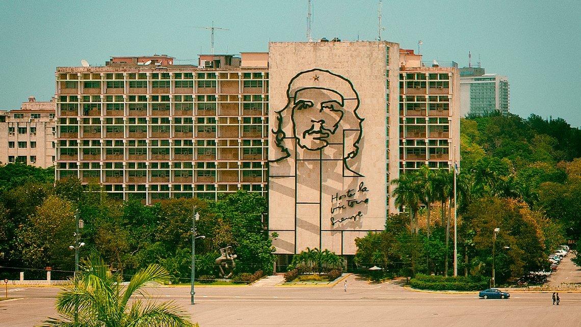 El Che en La Habana