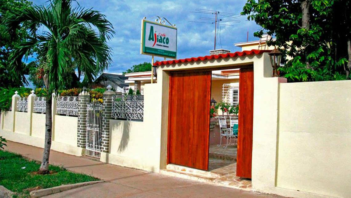 Restaurante Ajiaco en Cojimar • La habana