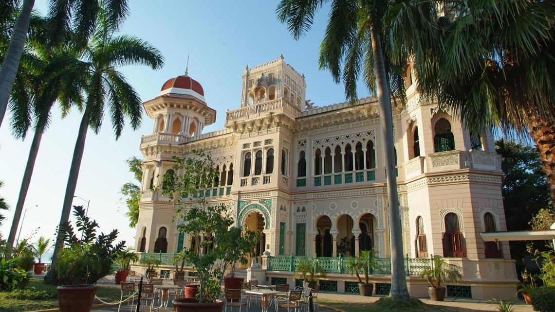 Palacio Valle en la Ciudad de Cienfuegos