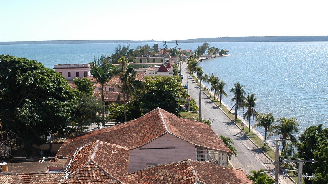 Punta Gorda en la Ciudad de Cienfuegos