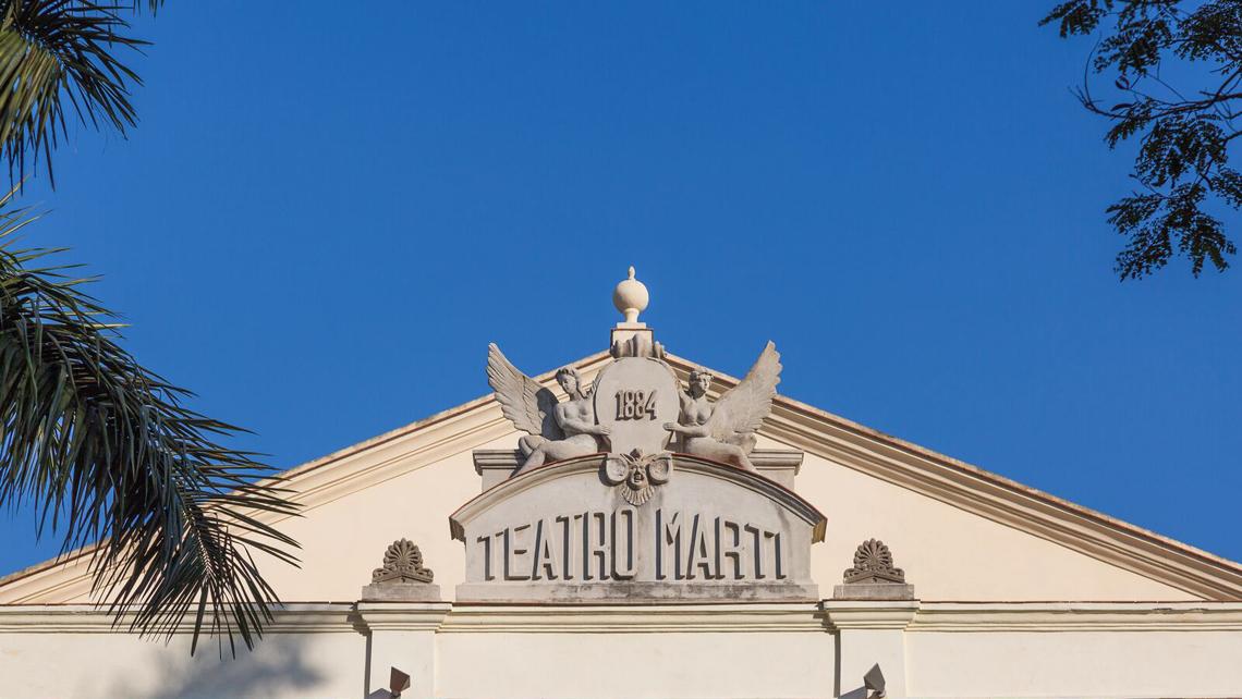 teatro en el centro historico