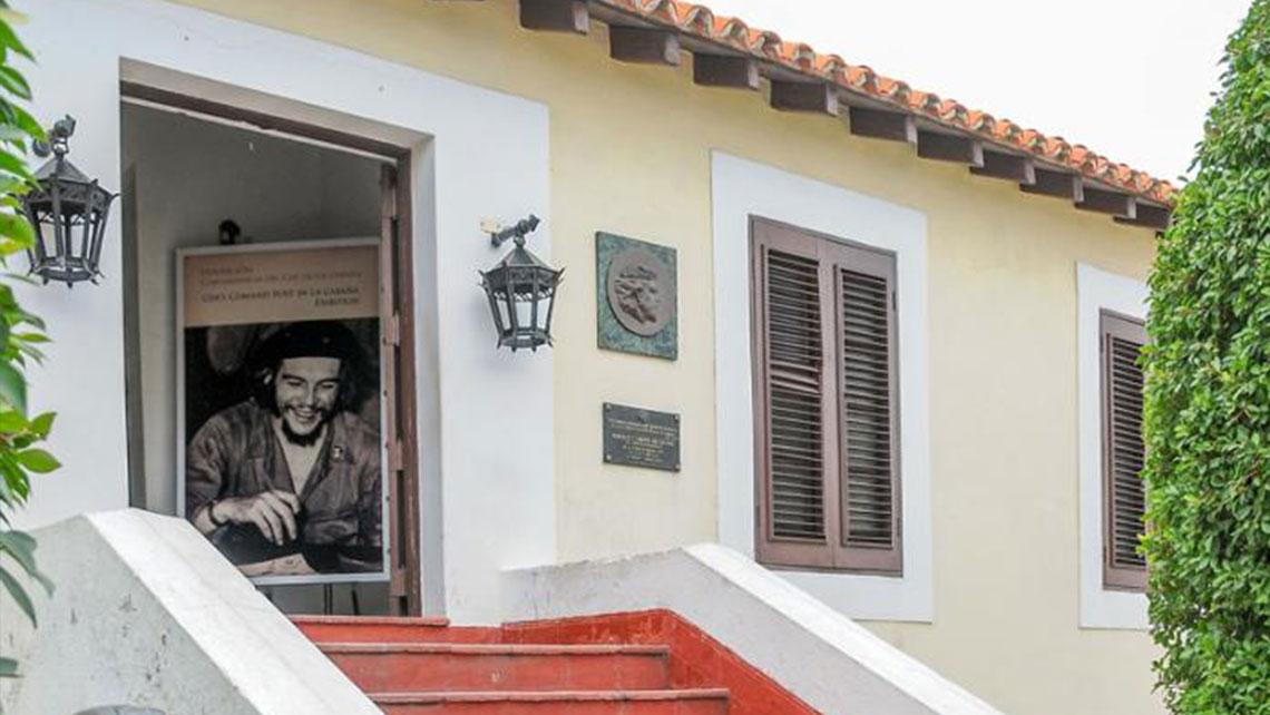 Comandancia del Che en La Cabaña