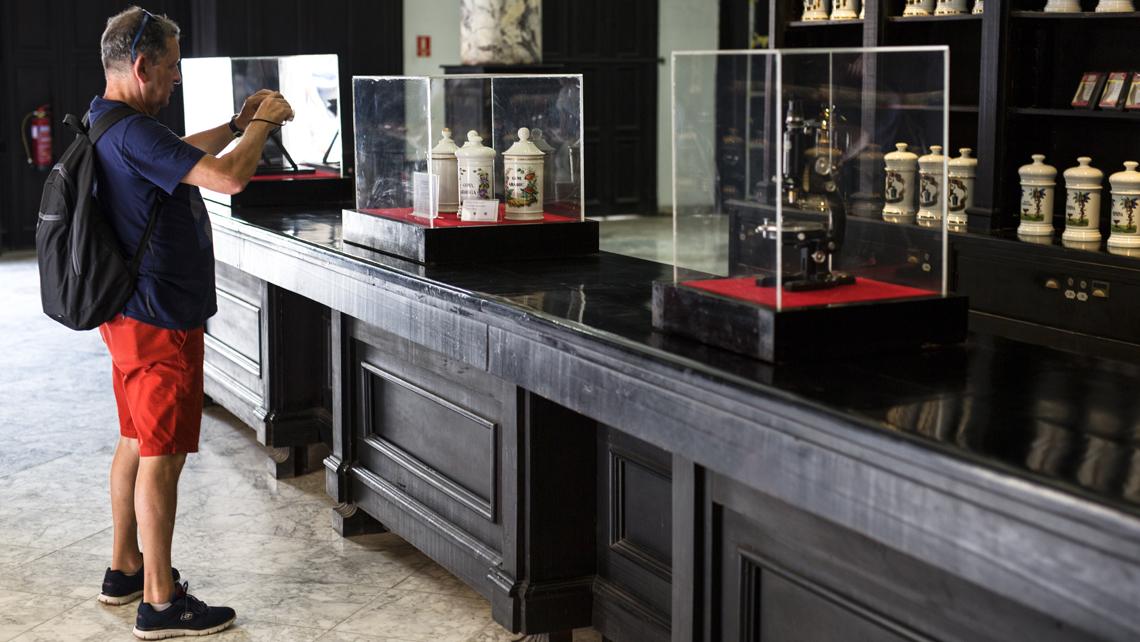 Museo de la Farmacia Habanera, Cuba