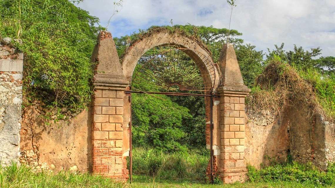 Ruinas Cafetal Angerona
