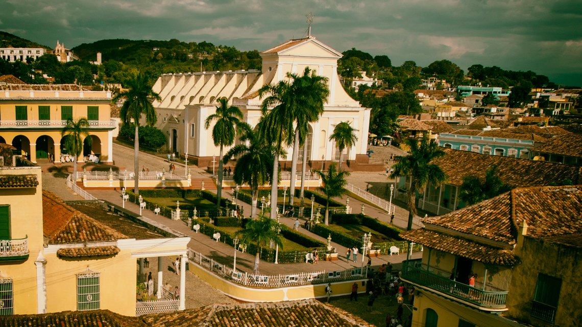 Plaza Mayor de Trinidad
