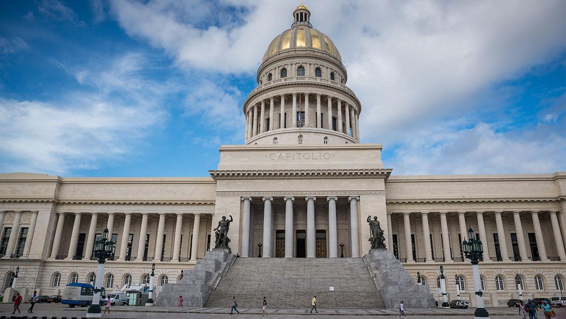 Capitolio Habana Vieja