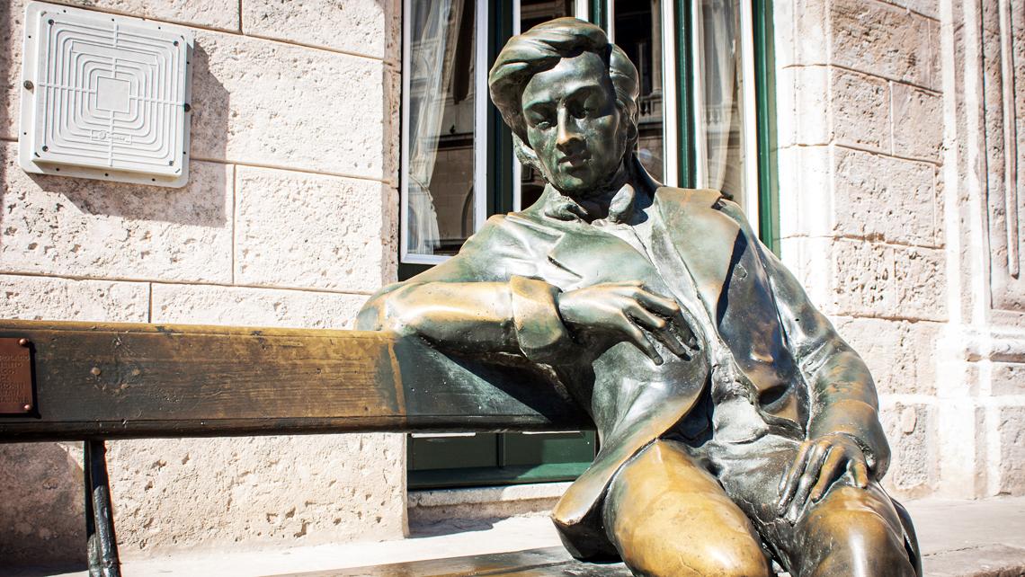 Federico Chopin en La Habana