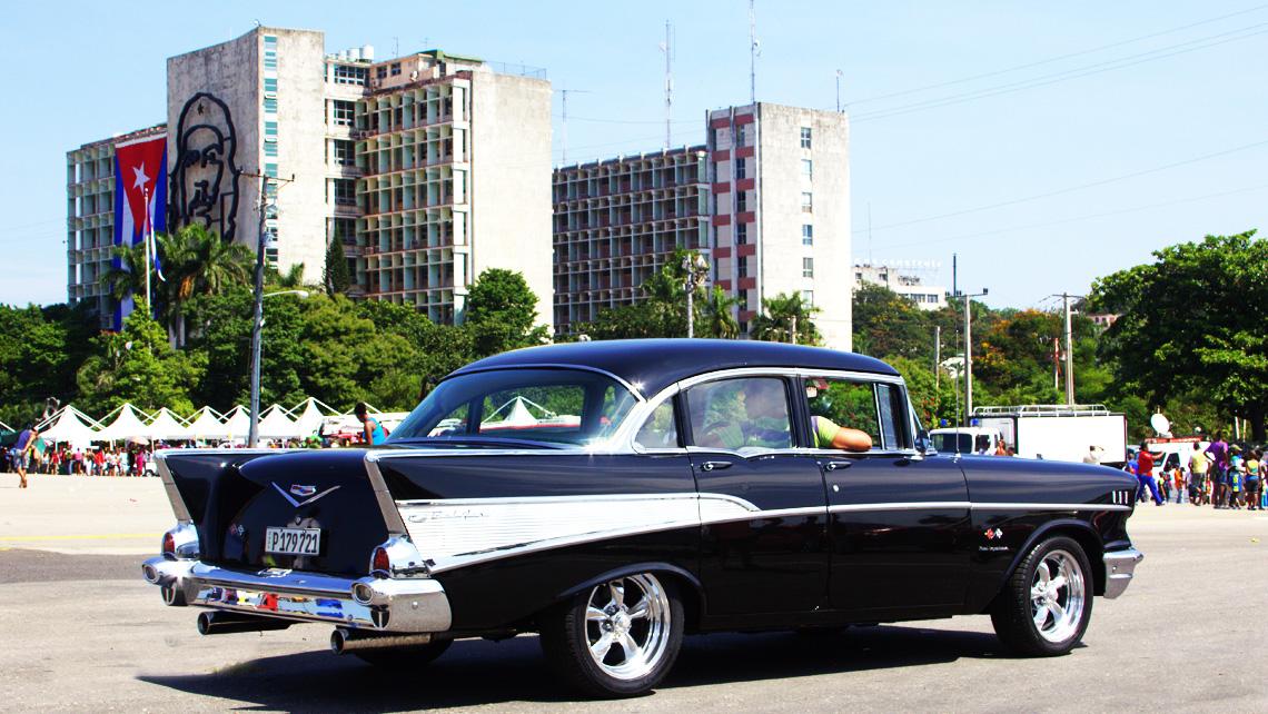 Foto de Paseo en coche antiguo