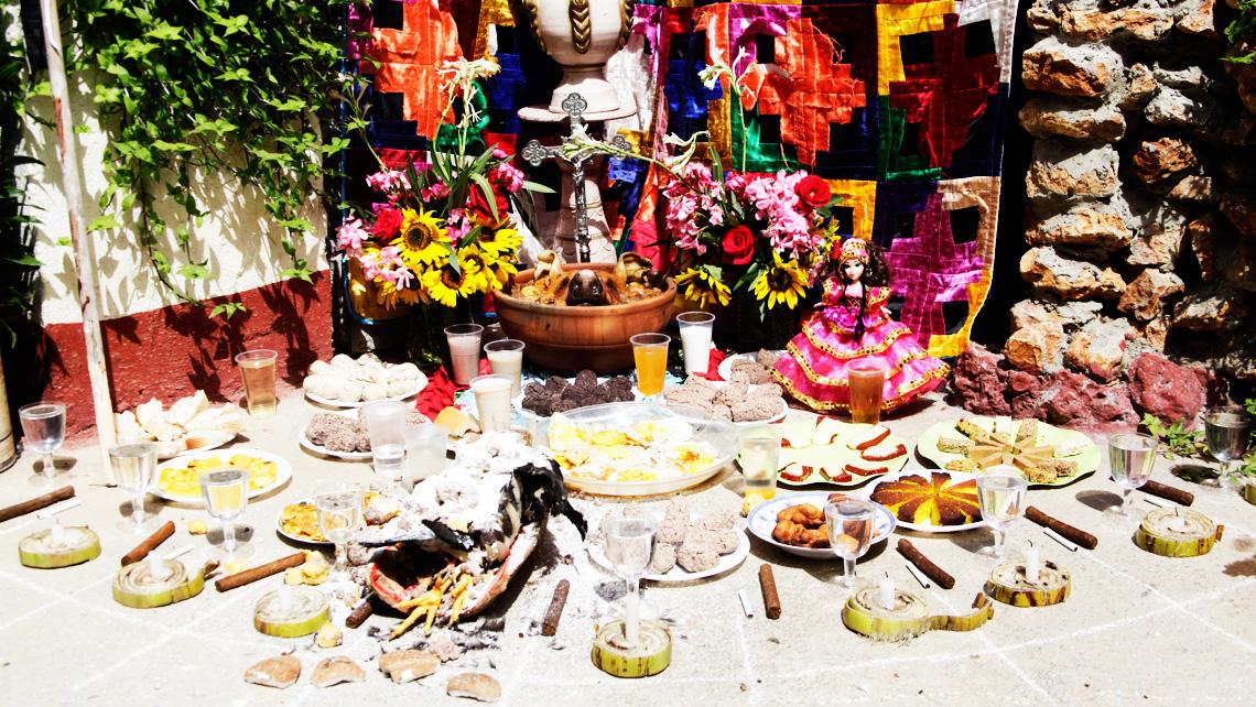 Changó En El Altar Yoruba En Cuba Blog De Viaje Por Cuba