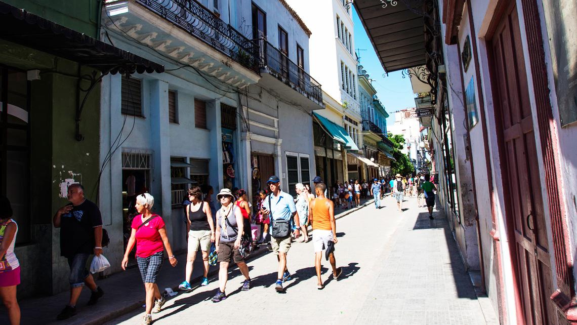 calles para conocer la habana
