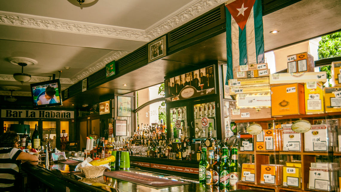 Sloppy Joe's, Bares de moda en La Habana
