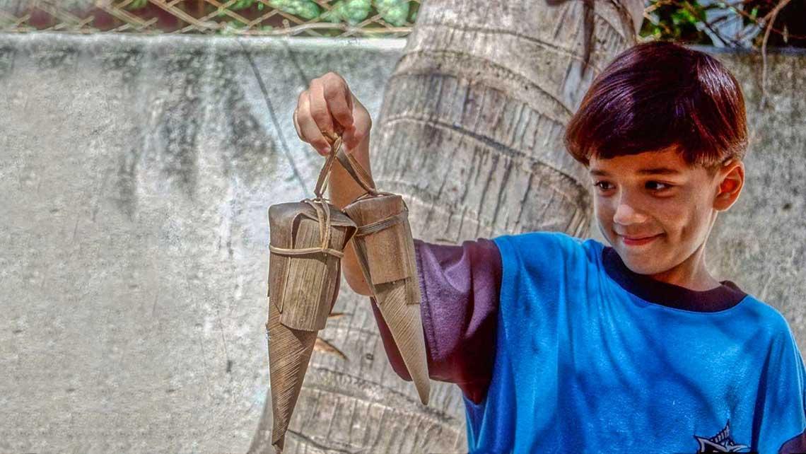 Cucuruchos de Baracoa