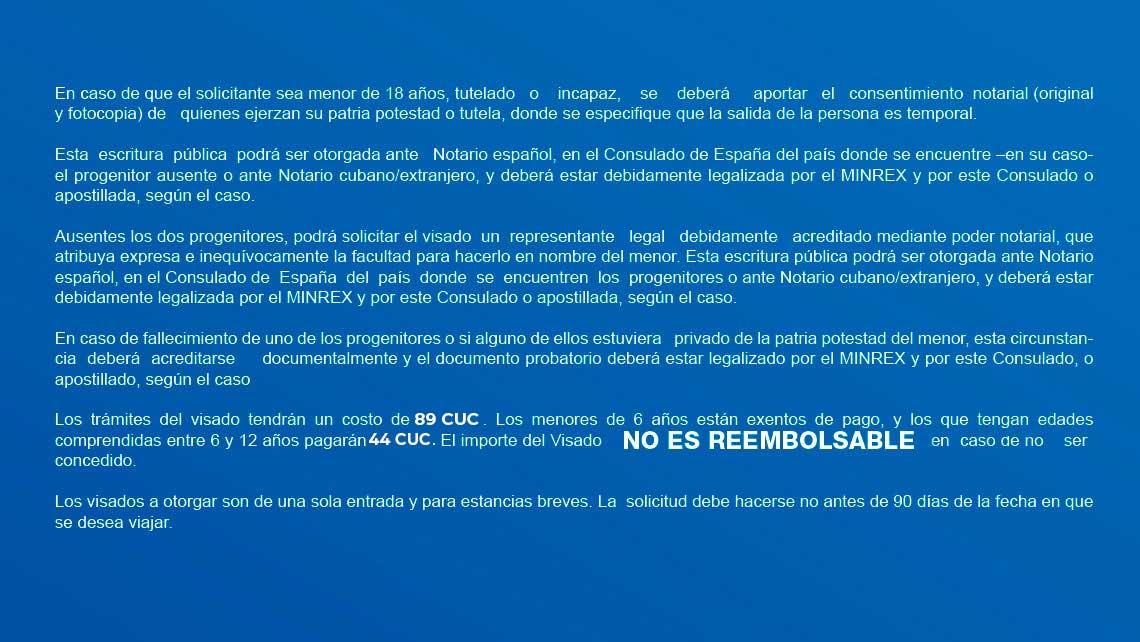 Documentos paquete a España