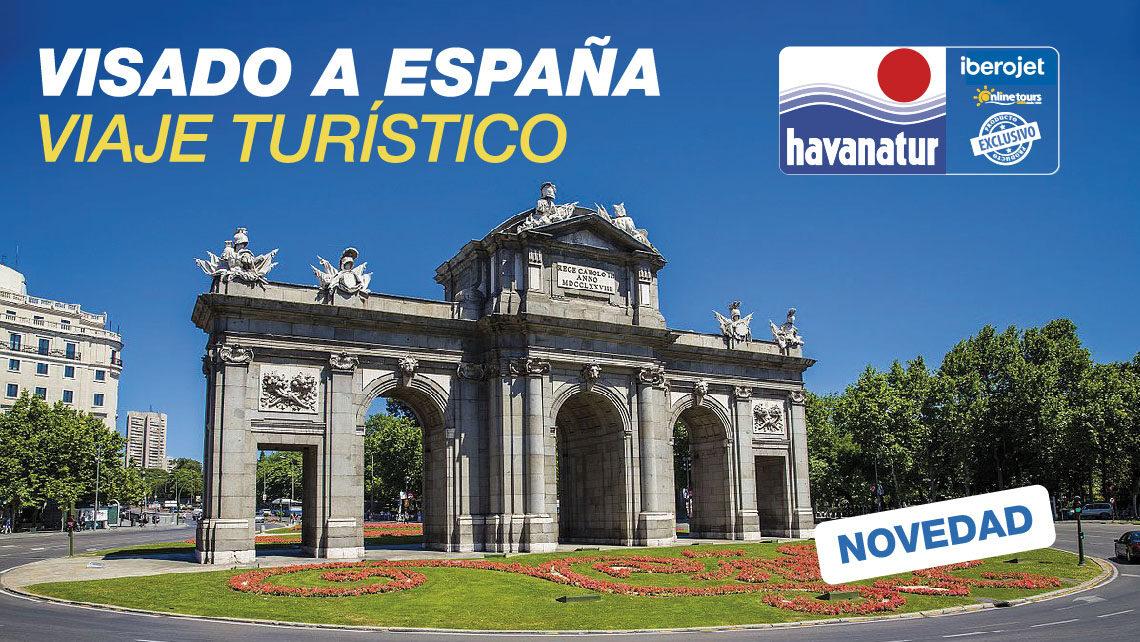 Visado a España