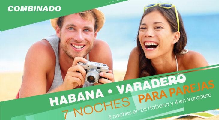 Combinado Habana Varadero