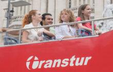 Bus turístico Habana