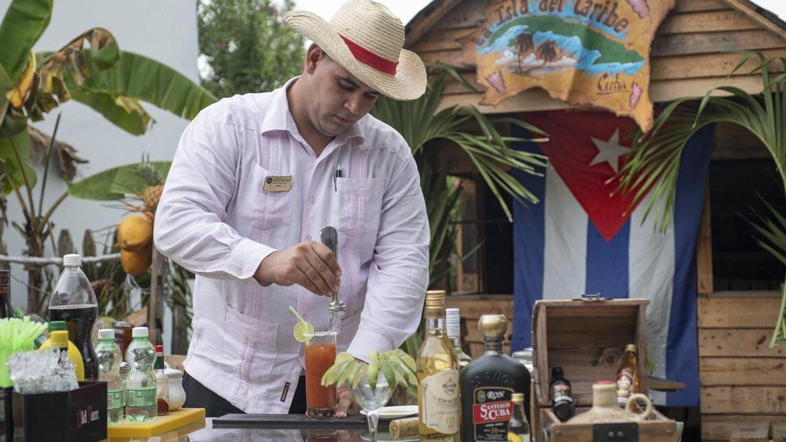 ron cubano