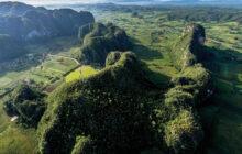 Valle de Viñales en Cuba