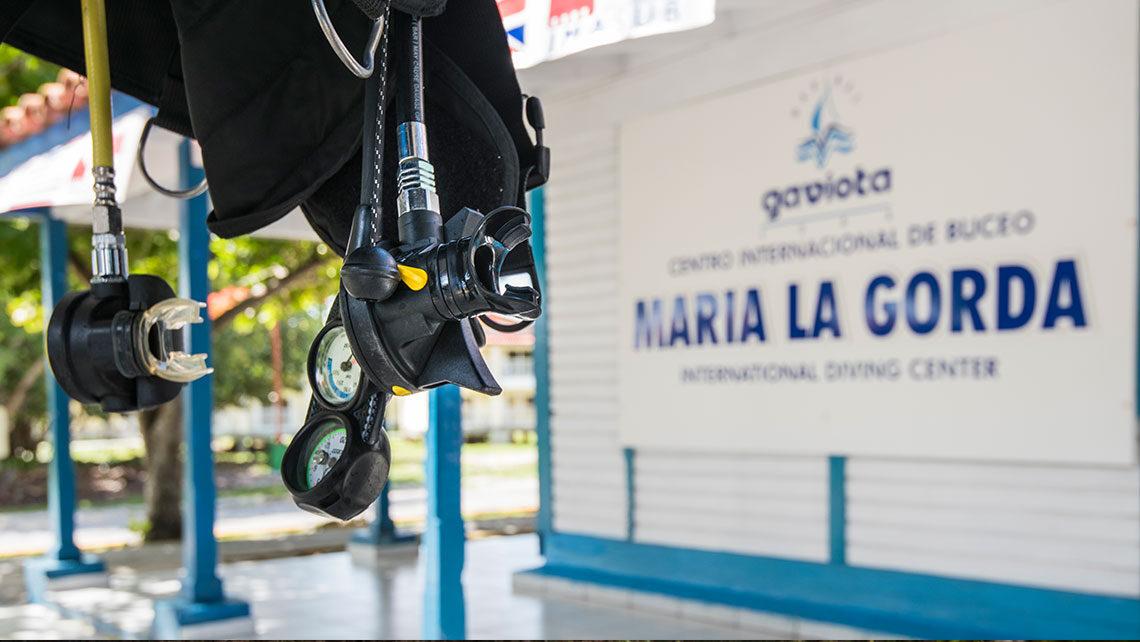 Buceo María La Gorda