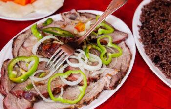 africa en la comida cubana