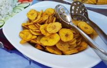 viandas en la mesa del cubano