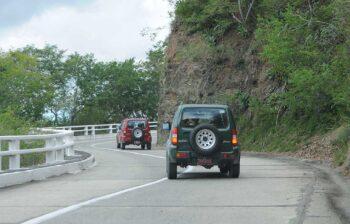 Cajobabo a Baracoa vía La Farola