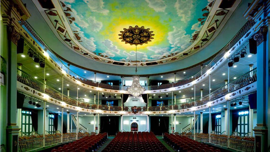Teatro Martí. La Habana