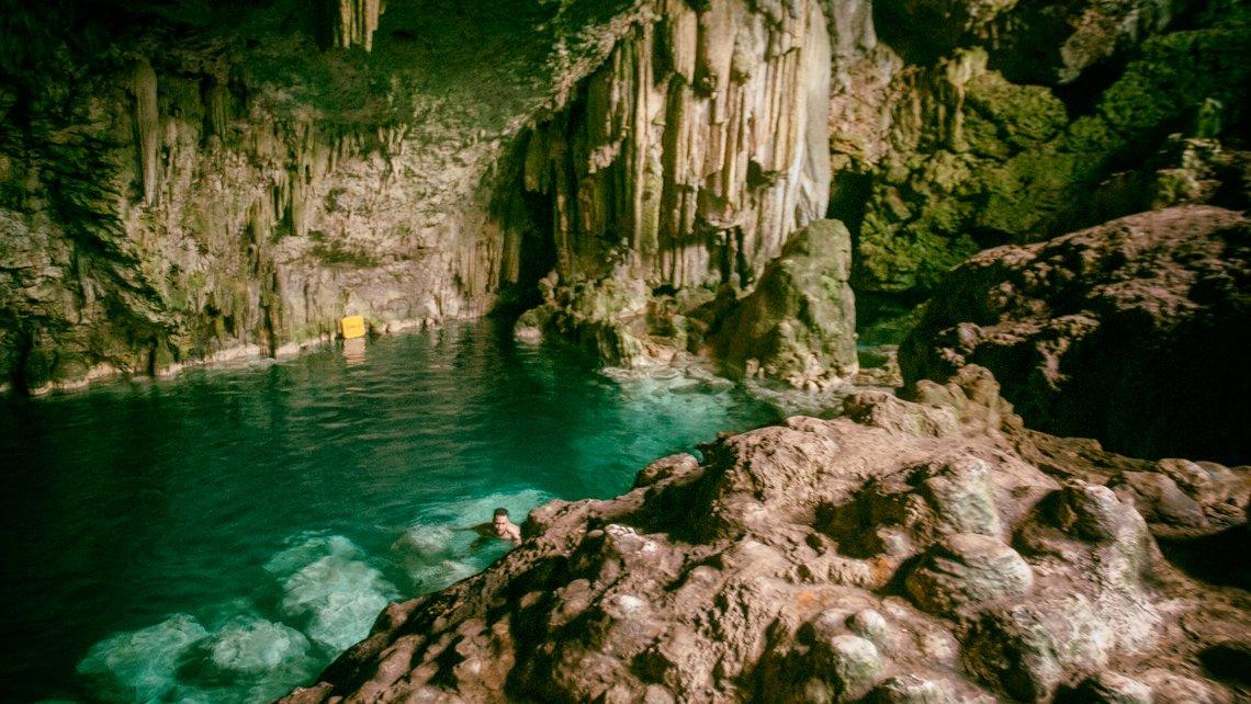 Cueva Saturno, Cuba