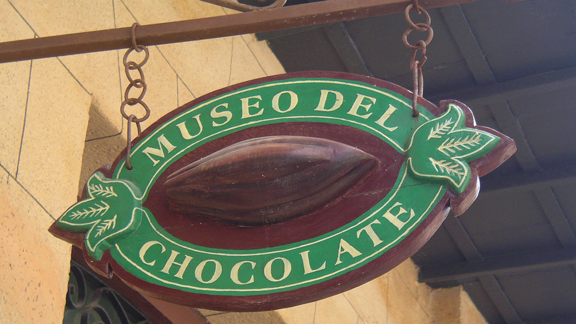 Museo Casa del Chocolate