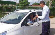Conduciendo de Chambas a Caibarién