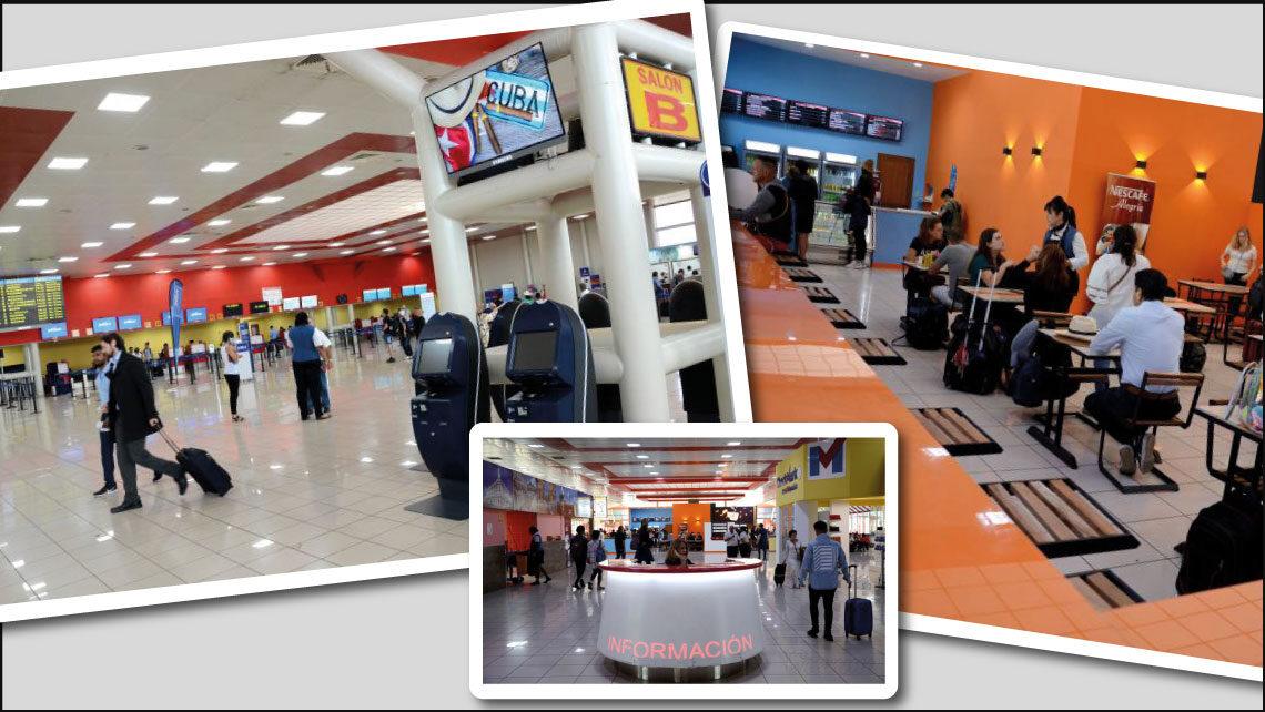 Terminal 3 Aeropuerto Jose Marti