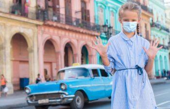 Paquete confinamiento obligatorio cuba